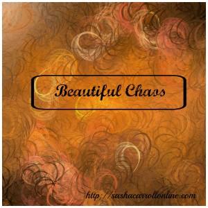 Beautiful Chaos | With Grit & Grace| http://sashacarrollonline.com